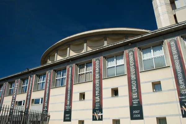 Maestranza Theatre -Teatro de la Maestranza- Seville, Spain (photo)