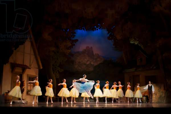 Adam's Giselle performed by the Latvian National Ballet (photo)