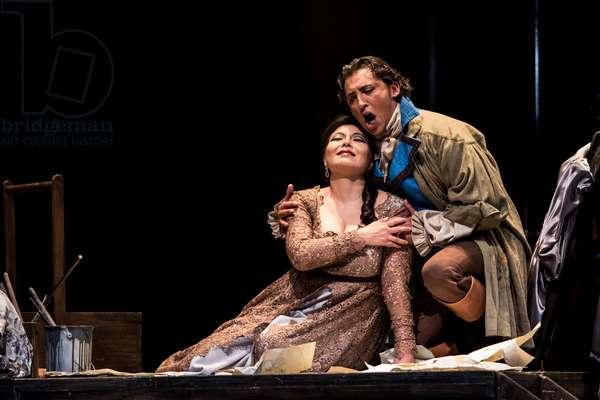 Tosca by Giacomo Puccini (photo)