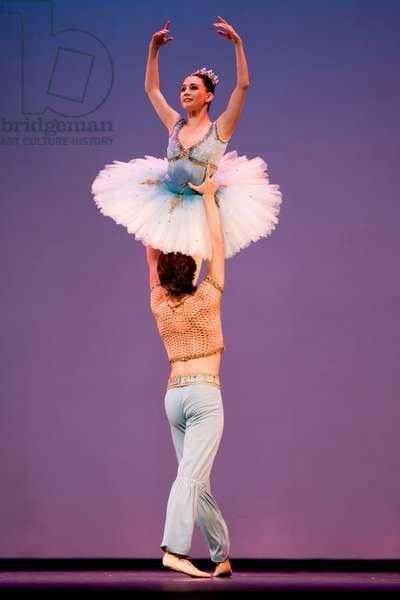 Tamara Rojo and Sergei Polunin (photo)