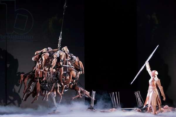 'Die Walküre' by Richard Wagner (photo)