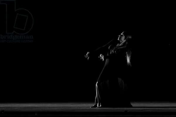 Dancers of Eva Yerbabuena's company (photo)