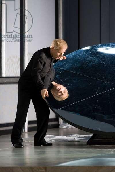 Peter Bronder as der zwerg (photo)