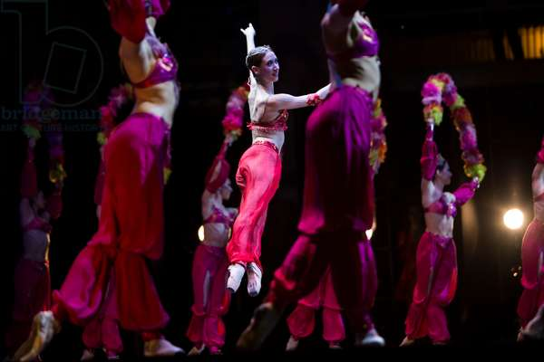 The Latvian National Ballet performs Le Corsaire (photo)