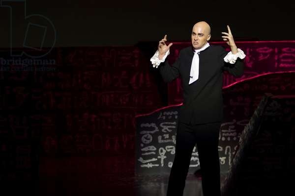 David Hansen as Ptolomeo (photo)