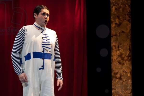 Manuel de Diego as Mengone (photo)