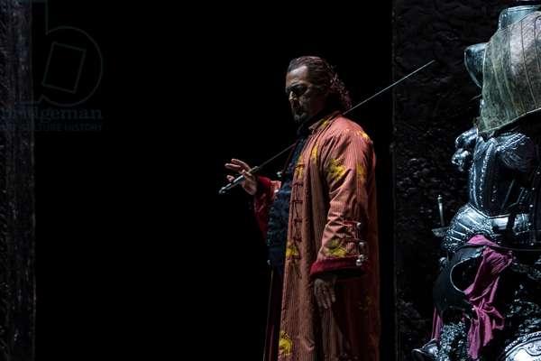 Gregory Kunde as Otello (photo)