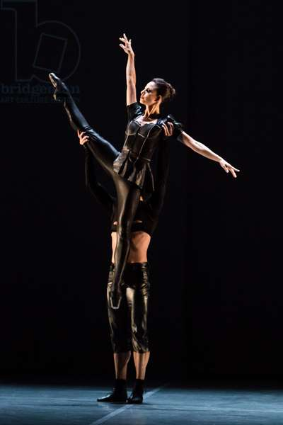Victor Ullate Ballet performing Georges Bizet's Carmen at Teatro de la Maestranza, Seville, Spain, 12th June  2018 (photo)