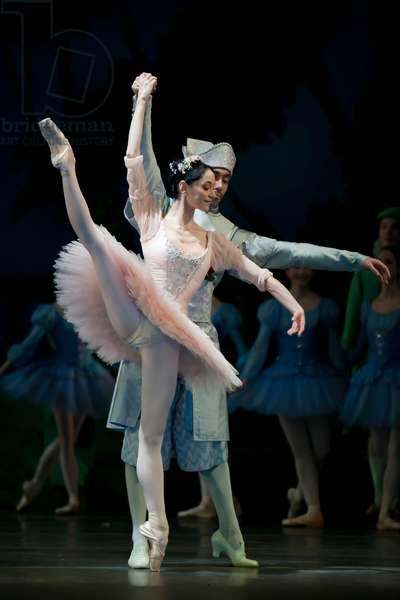 Lucia Lacarra as Aurora (photo)