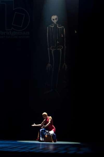 Eva Yerbabuena in Apariencias (photo)