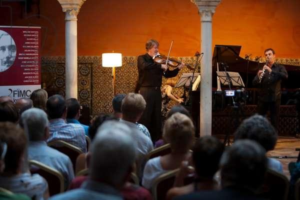 Opening concert Joaquin Turina Chamber Music Festival (photo)