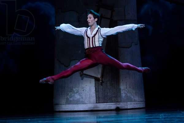 Dancer as Basilio (photo)