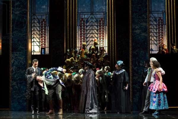 Don Giovanni by Mozart (photo)