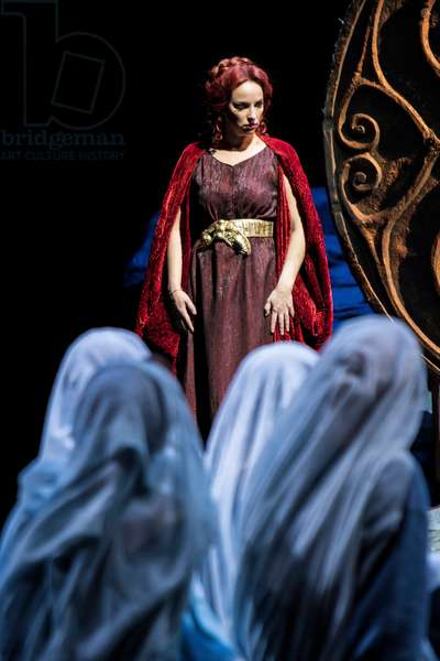 Daniella Schillaci as Norma (photo)
