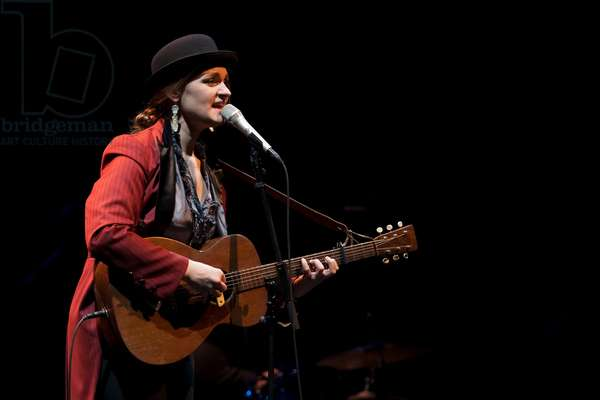 Madeleine Peyroux in concert (photo)