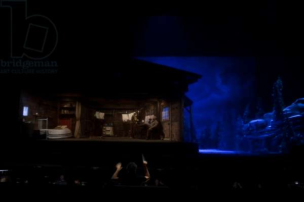 La Fanciulla del West by Giacomo Puccini (photo)