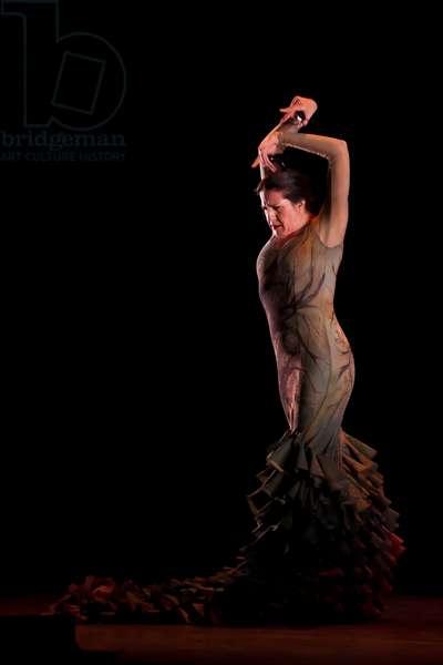 María Pagés in ballet flamenco (photo)