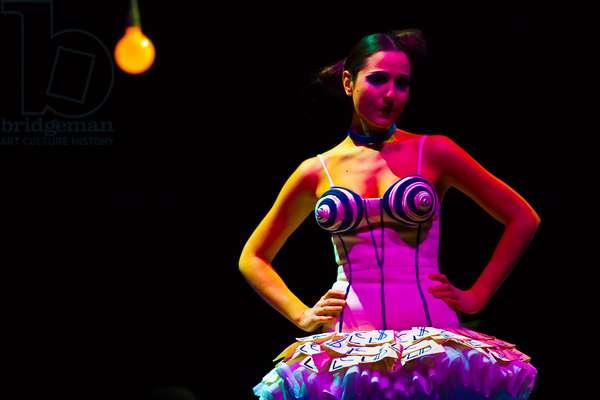 Sandra Pastrana as Grilletta (photo)
