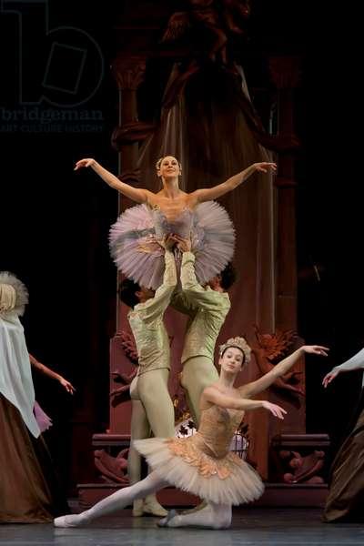 'The sleeping beauty' by the Bayerisches Staatsballett (photo)