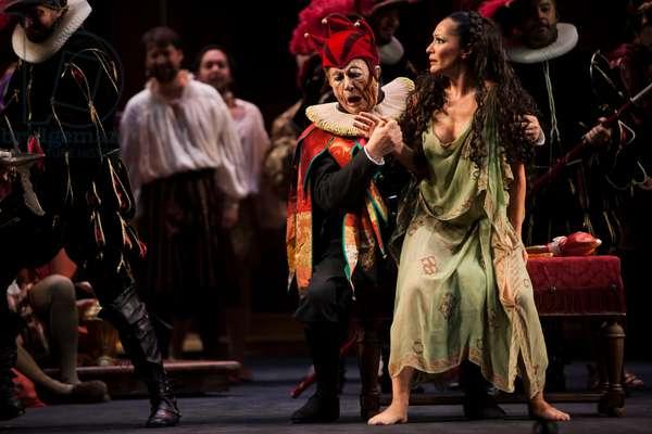 Leo Nucci as Rigoletto (photo)