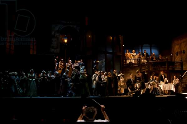 La Bohème by Giacomo Puccini (photo)