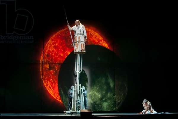 'Die Walküre' by Richard Wagner, (photo)