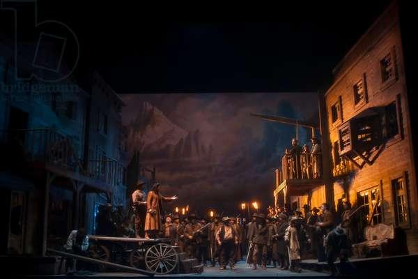 La Fanciulla del West' by Giacomo Puccini (photo)
