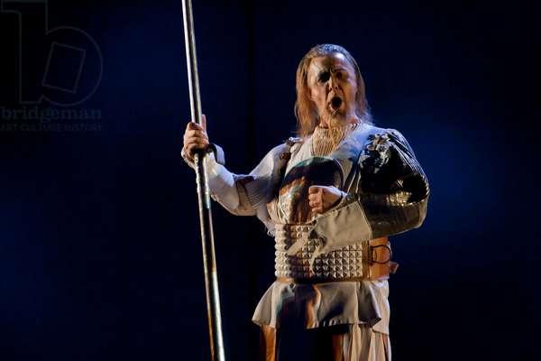 Jukka Rasilainen as Wotan (photo)