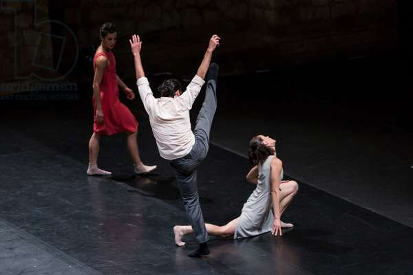 Aterballetto dance company (photo)