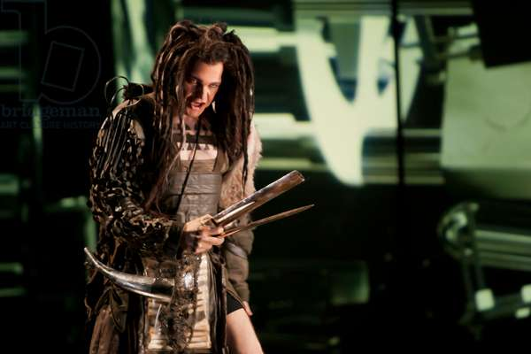 Lance Ryan as Siegfried (photo)