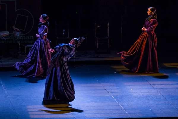 Patricia Guerrero's Company performs Catedral (photo)