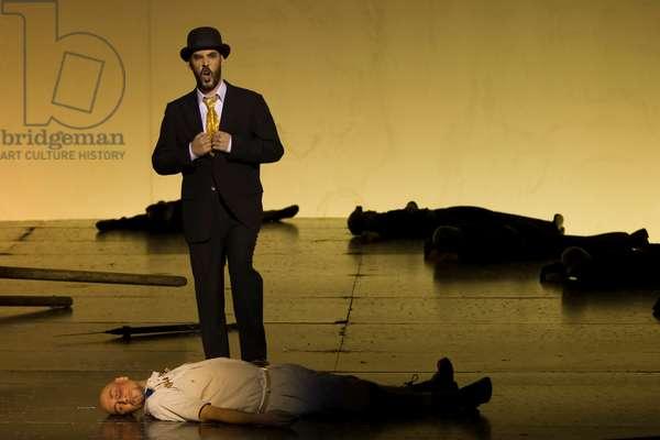 David Sagastume as Nireno (photo)
