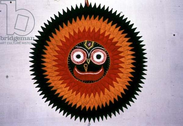 Lord Jagannoth (textile)