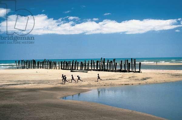 Beach, Karaikal (photo)