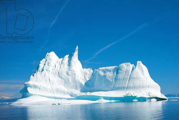 Giant Iceberg, Baffin Island (photo)