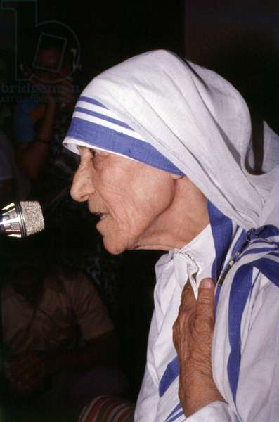 Mother Teresa (photo)