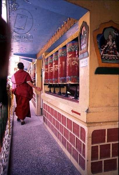 Buddhist monastery (photo)