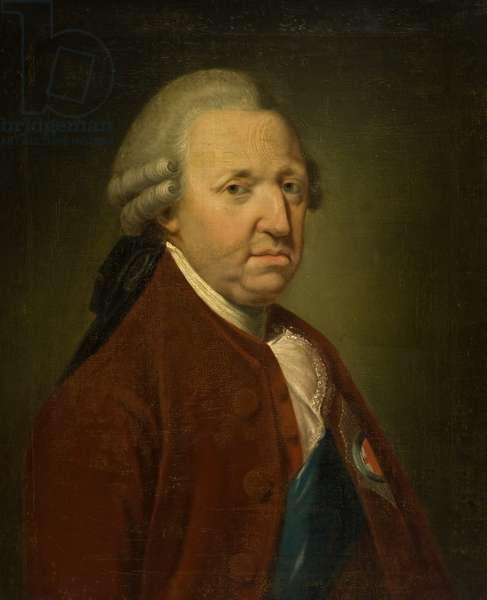 Prince Charles Edward Stuart (1720-1788), 18th century (oil on canvas)