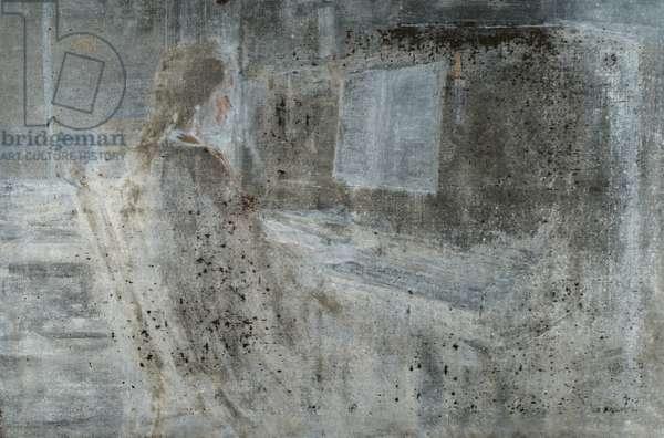 The Moonlight Sonata, 1905 (oil on canvas)