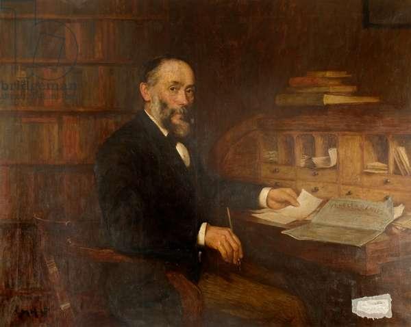 Andrew Stewart (1842-1900), 1895 (oil on canvas)