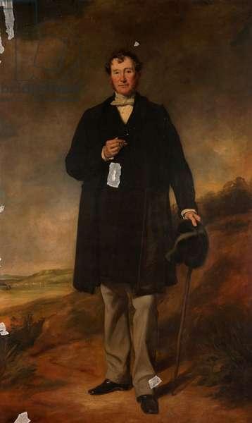 Francis Molison of Errol Park, 19th century (oil on canvas)