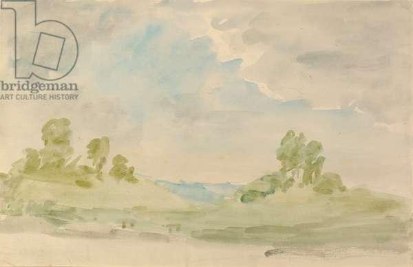 Landscape (w/c)