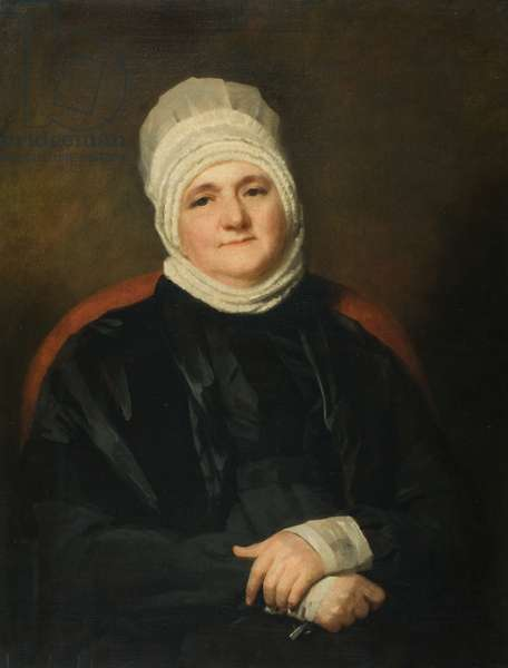 Mrs Moir of Leckie, c.1805-20 (oil on canvas)