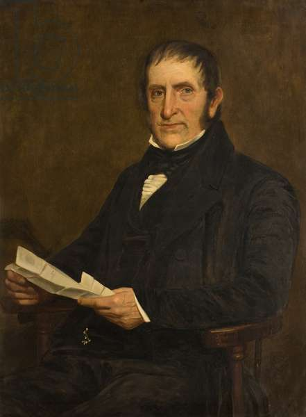 Andrew Spence (b.1774), 19th century (oil on canvas)