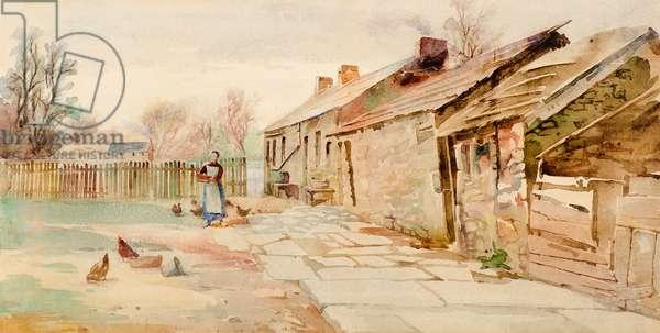 Old Cottages (w/c)