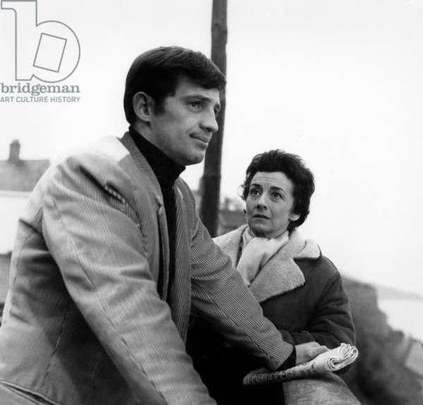 Un singe en hiver de Henri Verneuil avec Jean Paul Belmondo, Suzanne Flon, 1962