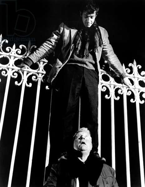 Un singe en hiver de Henri Verneuil et ecrit par Michel Audiard avec Jean Gabin, Jean Paul Belmondo 1962