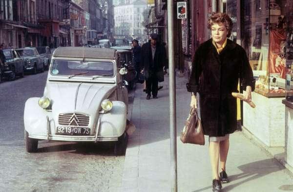 Le Chat de Pierre Granier Deferre avec Simone Signoret 1971 (d'apres Georges Simenon)
