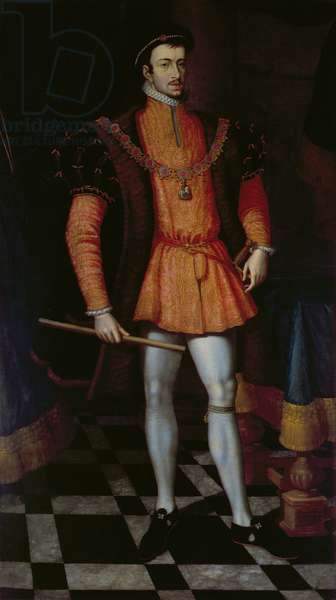 Thomas Howard, 4th Duke of Norfolk (oil on canvas) (see also 279053)