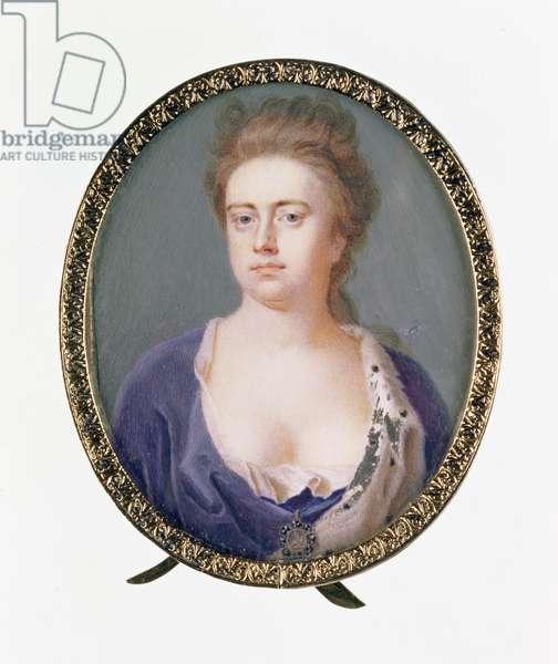 Miniature of Queen Anne